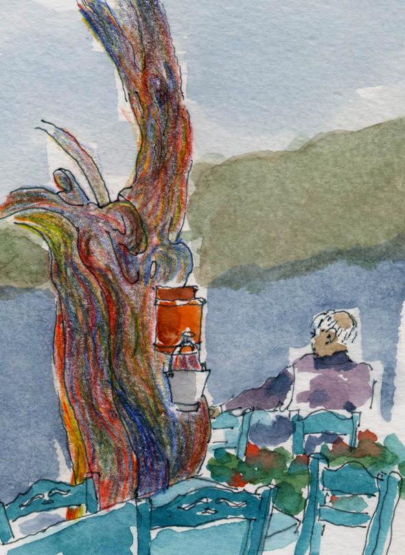 sketch leonidion takis